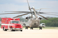 162521 @ KDPA - CH-53 Super Stallion, 162521/HMH-461 KDPA - by Mark Kalfas