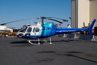 C-GGSW @ CYZF - Great Slave Helicopters AS350