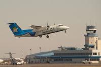 C-GECN @ CYZF - Canadian North Dash 8-100 - by Dietmar Schreiber - VAP