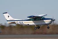 C-GIJL @ CYZF - Northwestren Air Cessna 210 - by Dietmar Schreiber - VAP