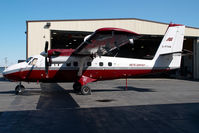C-FTXQ @ CYZF - Arctic Sunwest Dash 6 Twin Otter - by Dietmar Schreiber - VAP