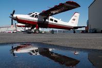C-FOPE @ CYZF - Arctic Sunwest Dash 6 Twin Otter - by Dietmar Schreiber - VAP