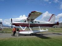C-GYST - Turbine Beaver in Kamloops, B.C. - by Lianne Wyles