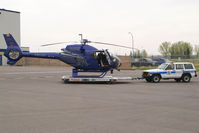 C-FCPS @ YYC - Calgary Police Eurocopter EC120 - by Thomas Ramgraber-VAP