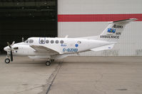 C-GXHD @ YYC - Alberta Air Ambulance Beech 200 King Air - by Thomas Ramgraber-VAP