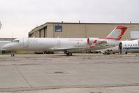 C-FYKX @ YYC - Alma de Mexico Canadair Regionaljet - by Thomas Ramgraber-VAP