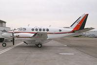 C-GHOC @ YYC - Kenn Borek Air Beech 100 King Air - by Thomas Ramgraber-VAP