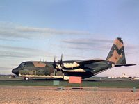 16803 @ MHZ - C-130H Hercules of 501 Esquadron Portuguese Air Force, support aircraft for the Asas de Portugal display team, at the 1978 Mildenhall Air Fete. - by Peter Nicholson