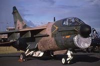 15515 @ EGQL - A-7P Corsair of 302 Esquadron Portuguese Air Force at the 1997 Leuchars Airshow. - by Peter Nicholson