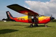 OE-DCG @ LOLW - Cessna 175