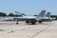 165877 @ TVC - VFA-122, NAS Lemoore, Parked - by Mel II
