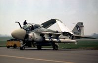 152939 @ MHZ - KA-6D Intruder of Attack Squadron VA-34 at the 1978 Mildenhall Air Fete. - by Peter Nicholson