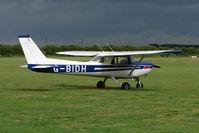 G-BIDH @ EGNY - Cessna 152 at Beverley