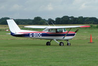 G-BIOC @ EGNY - Cessna 150L at Beverley