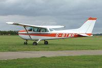 G-BTMR @ EGNY - Cessna 172M