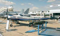 OH-VTS @ LFPB - Aermacchi M.290TP Redigo (formerly known as VALMET L-90TP Redigo) at the Aerosalon Paris 1997