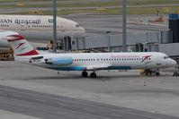 OE-LVF @ VIE - Fokker 100