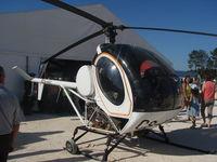 CS-HAV @ LPCO - Hughes 269c at coimbra airshow - by ze_mikex