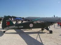 CS-AQN @ LPCO - Piper super cub do aeroclube de leiria restaurada - by ze_mikex