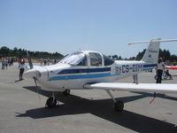 CS-DIM @ LPCO - At coimbra airshow. - by ze_mikex