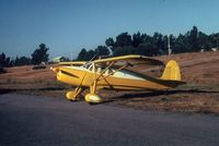N16858 @ STS - Taken at the EAA Chapter 124 Santa Rosa site - by James Long