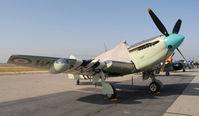 N518WB @ KCNO - Chino Airshow 2009