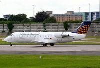 D-ACRG @ EGCC - Lufthansa Regional operated by CityLine - by Chris Hall