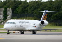 D-ACRG @ EGCC - Lufthansa Regional operated by Eurowings - by Chris Hall