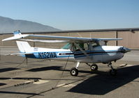 N152WA @ AJO - TEMCO International flying school 1979 Cessna 152 @ photographer friendly Corona Municipal Airport, CA - by Steve Nation