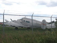 C-FCLO @ CYOO - Not a great shot - Parked in front of Enterprise Air Oshawa - by OshawaBuddha