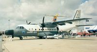 AX-2314 @ LFPB - CASA-Nurtanio (Airtech) CN-235-220MP of the Indonesian Navy at the Aerosalon Paris 1997 - by Ingo Warnecke
