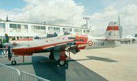 481 @ LFPB - EMBRAER EMB-312F Tucano of the Armee de l'Air at the Aerosalon Paris 1997