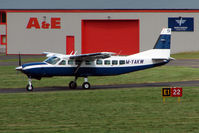 M-YAKW @ EGBJ - at Gloucestershire (Staverton) Airport