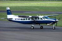 M-YAKW @ EGBJ - Cessna 208B Caravan at Gloucestershire (Staverton) Airport