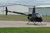 G-WIRL @ EGBJ - Robinson R22 at Gloucestershire (Staverton) Airport
