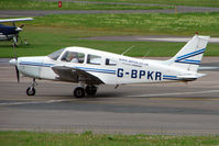 G-BPKR @ EGBJ - Piper Pa-28-151 at Gloucestershire (Staverton) Airport