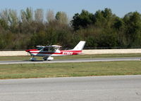 N11825 @ AJO - 1975 Cessna 177B Cardinal rolling-out @ Corona, CA - by Steve Nation
