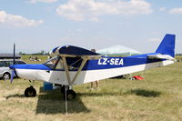 LZ-SEA @ LBPG - BIAF 09 Bulgaria Plovdiv (Krumovo) LBPG Graf Ignatievo Military Air Base - by Attila Groszvald-Groszi