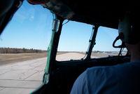 C-GPNR @ CYHY - Buffalo Airways DC3