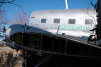 C-FROD @ HAY RIVER - ex Buffalo Airways DC3 - by Dietmar Schreiber - VAP