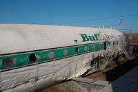 C-GQIC @ HAY RIVER - ex Buffalo Airways DC4 - by Dietmar Schreiber - VAP
