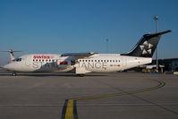 HB-IYV @ VIE - Swiss Bae 146 - by Dietmar Schreiber - VAP