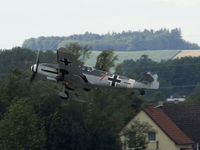 D-FWME @ LOLW - Legendary Warbird - Messerschmitt Me 109 Rote Sieben - by P. Radosta - www.austrianwings.info