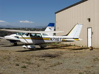 N711GT @ CMA - 1969 Cessna 172K, Lycoming O-320-E2A 150 Hp - by Doug Robertson