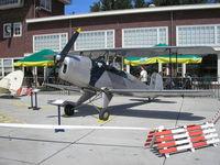 N131EB @ EHLE - Dubbel Decker Fly In - Aviodrome Museum - by Henk Geerlings