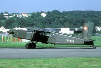 V-619 - PC6T - VIP Ecuador