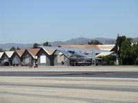 N1748D @ SZP - 1951 Cessna 170A, Continental C145 145 Hp, takeofff climb Rwy 22 - by Doug Robertson