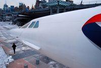 G-BOAD @ NEW YORK - British Airways Concorde (Intrepid Air-Sea-Space Museum) - by Hannes Tenkrat