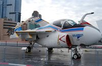 162185 @ NEW  YORK - Grumman A-6F Intruder - by Hannes Tenkrat