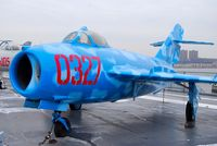 0327 @ NEW YORK - MiG-15 - by Hannes Tenkrat